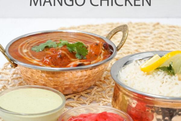 MANGO CHICKEN 1